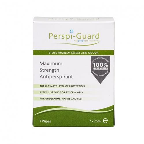 Perspi - Perspi-Guard Antiperspirant Mendil 7 Adet