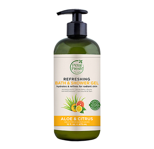 Petal Fresh - Petal Fresh Pure Aloe Citrus Bath Shower Gel 475 ml