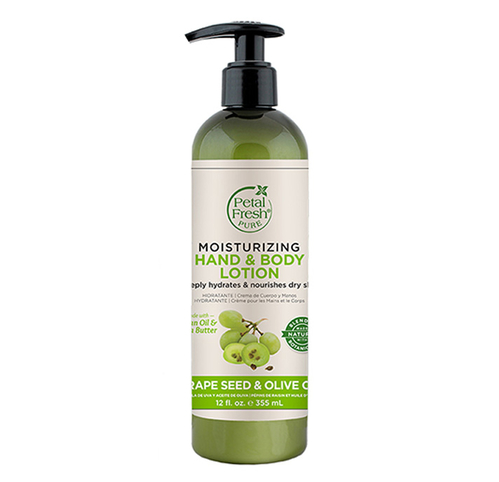 Petal Fresh - Petal Fresh Pure Grape Seed Olive Oil Hand Body Lotion 355 ml