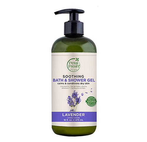 Petal Fresh - Petal Fresh Pure Lavender Bath Shower Gel 475 ml