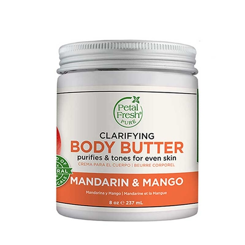 Petal Fresh - Petal Fresh Pure Mandarin Mango Body Butter Nourishing With Vitamin 237 ml