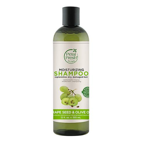 Petal Fresh - Petal Fresh Pure Moisturizing Grape Seed Olive Oil Shampoo 355 ml
