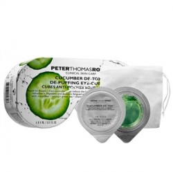 Peter Thomas Roth - Peter Thomas Roth Cucumber Detox De-Puffing Eye Cubes 6x4ml