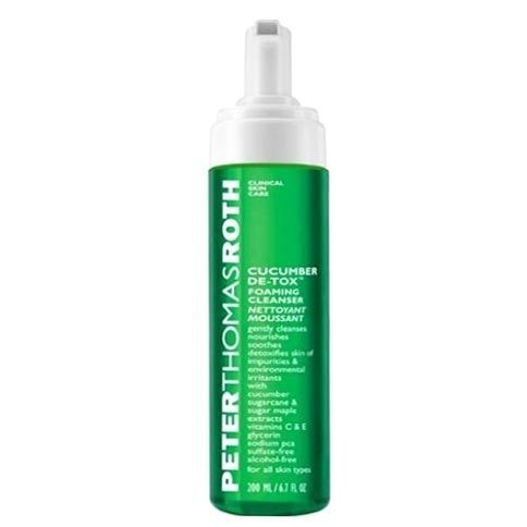 Peter Thomas Roth - Peter Thomas Roth Cucumber Detox Foaming Cleanser 200ml
