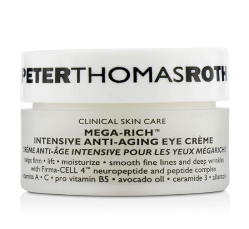 Peter Thomas Roth Ürünleri - Peter Thomas Roth Mega Rich Intensive Anti Aging Eye Creme 15ml
