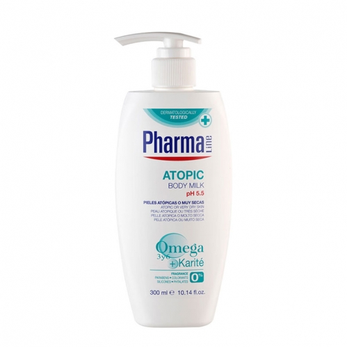 Pharma Line - Pharma Line Atopic Body Milk 300 ml