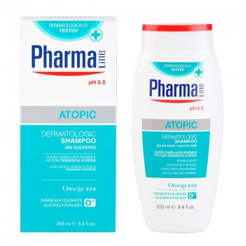 Pharma Line - Pharma Line Atopic Shampoo 250 ML