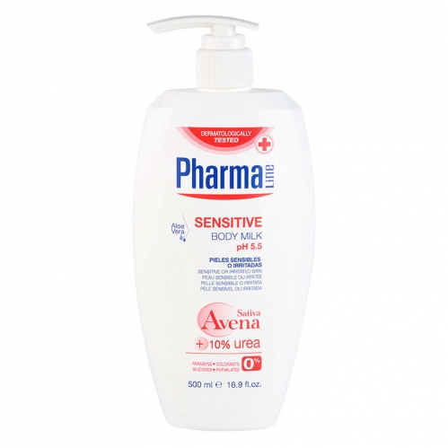 Pharma Line - Pharma Line Sensitive Body Milk 500 ml