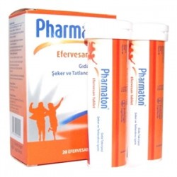 Pharmaton - Pharmaton Efervesan 20 Tablet