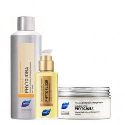 Phyto Saç Bakım - Phyto Kuru Saçlar İçin Canlandırıcı Bakım SETİ