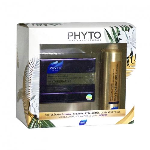 Phyto Saç Bakım - Phyto Phytokeratine Extreme Kofre