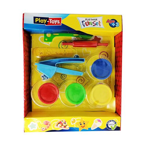 Playtoys - Playtoys Funset Oyun Hamuru
