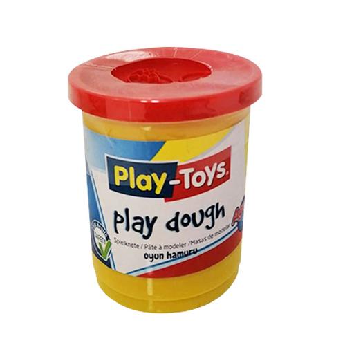 Playtoys - Playtoys Tekli Paket Oyun Hamuru