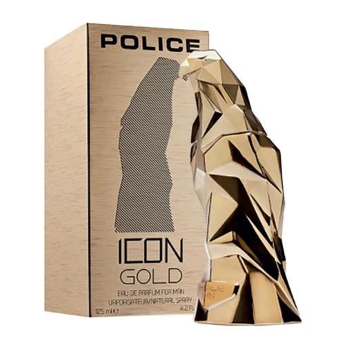 Police - Police İcon Gold Man Edp Nat Spray 125ml