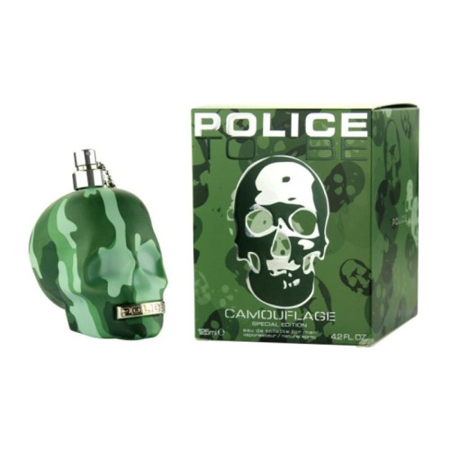 Police - Police To Be Camouflage Man EDT Spray 125ml