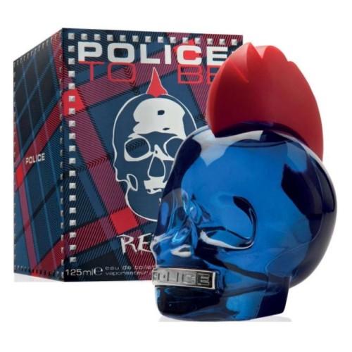 Police - Police To Be Rebel WW Man Edt Nat Spray 125ml
