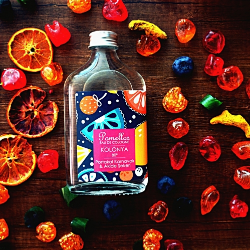 Pomellos - Pomellos Portakal Karnavalı & Akide Şekeri 250 ml