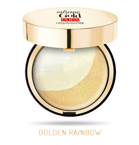 Pupa - Pupa Extreme Gold Highlighter 3.5gr