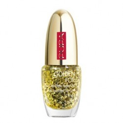 Pupa - Pupa Golden Foil Effect Top Coat 5ml