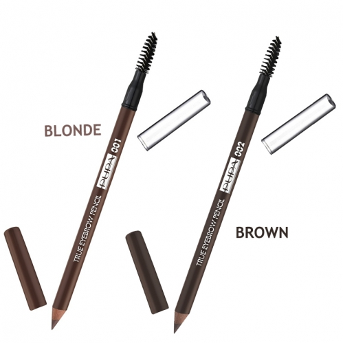 Pupa - Pupa True Eyebrow Pencil Total Fill Eyebrow Pencil 1gr