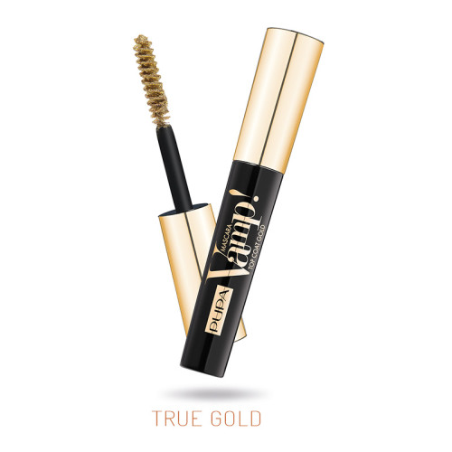 Pupa - Pupa VAMP! Mascara Top Coat Gold 5ml