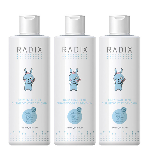Radix - Radix Bebekler için Emolient Şampuan 3 AL 2 ÖDE