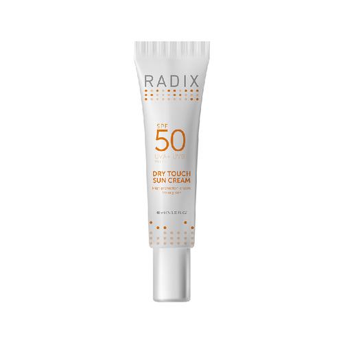 Radix Spf50 Dry Touch Sun Cream 40ml