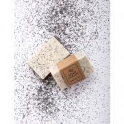 Bade Natural - Bade Natural Ökaliptus Yağı ve Haşhaş İçerikli Doğal Peeling Sabunu 100 gr