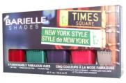 Barielle - Barielle New York Style Oje Seti 5 Adet