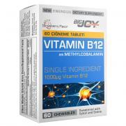 Bigjoy Vitamins - Bigjoy Vitamins Vitamin B12 60 Çiğneme Tablet