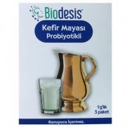 Biodesis - Biodesis Kefir Mayası Probiyotikli 1gr X 5 Paket