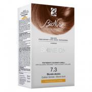 BioNike - Bionike Shine On Saç Boyama Kiti Altın Sarı No:7.3