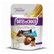 Dates N Choco - Dates N Choco Bitter- Beyaz - Sütlü Çikolata Kaplı Hurma 90 gr