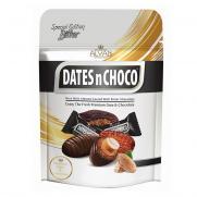 Dates N Choco - Dates N Choco Bitter Çikolata Kaplı Hurma 90 gr