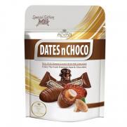 Dates N Choco - Dates N Choco Sütlü Çikolata Kaplı Hurma 90 gr