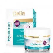 Delia Cosmetics - Delia Hyaluron Fusion Face Cream Filling 60+