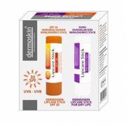 Dermoskin - Dermoskin Lipcare Stick - Lipcare Stick Spf 30 Kofre