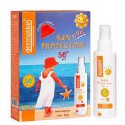 Dermoskin - Dermoskin Sun Protection Kids SPF50+ Spray 100ml - Şapka Hediyeli