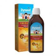 Dynavit - Dynavit CalciKid D3 Muz Aromalı Takviye Edici Gıda 150 ml