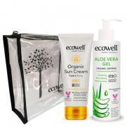 Ecowell - Ecowell Güneş Bakım SETİ - Çanta HEDİYE