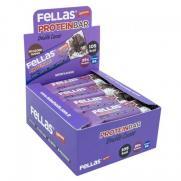 Fellas - Fellas Duble Kakaolu Protein Barı 32 gr x 12 Adet