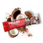 Fellas - Fellas Hindistan Cevizli ve Kakaolu Yüksek Protein Bar 45 gr