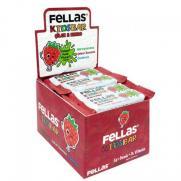 Fellas - Fellas Kids Meyve Barı - Çilekli ve Kakaolu 28 gr x 12 Adet