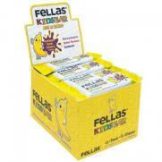 Fellas - Fellas Kids Meyve Barı - Muzlu ve Kakolu 28 gr x 12 Adet
