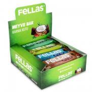 Fellas - Fellas Meyve Barı - Karma Kutu 12 Adet