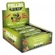 Fellas - Fellas Meyve Barı - Antep Fıstıklı ve Kakaolu 40 gr x 12 Adet