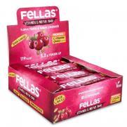 Fellas - Fellas Vitamin ve Meyve Barı - Turna Yemişi ve Kabak Çekirdeği 35 gr x 12 Adet