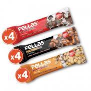 Fellas - Fellas Yüksek Protein Barları 45 gr 12 Adet