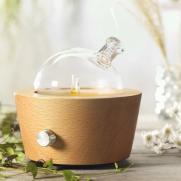 Florame - Florame Organik Aromaterapi Ahşap Cam Hava Yayıcı - Nebulisation Diffuser