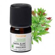 Florame - Florame Organik Aromaterapi Sandal Ağacı (Santalum Album) Doğal 2 ml